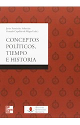 Papel CONCEPTOS POLITICOS, TIEMPO E HISTORIA