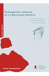 Papel FUNDAMENTOS TEORICOS DE LA EDUCACION INFANTIL