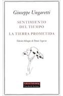 Papel SENTIMIENTO DEL TIEMPO - LA TIERRA PROMETIDA (COLECCION CIRCULO DE LECTORES)