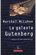 Papel GALAXIA GUTENBERG GENESIS DEL HOMO TYPOGRAPHICUS