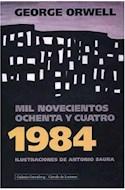 Papel 1984 (CARTONE) ILUSTRACIONES DE ANTONIO LAURA
