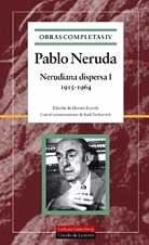Libro Nerudiana Dispersa (1915-1964)