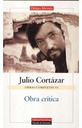Papel OBRAS COMPLETAS VI (CORTAZAR)
