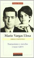 Libro Narraciones Y Novelas (1959-1967)
