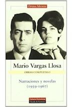 Papel OBRAS COMPLETAS I NARRACIONES Y NOVELAS (1959-1967)