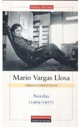 Papel OBRAS COMPLETAS II (VARGAS LLOSA)
