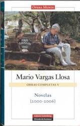 Libro Novelas (2000-2006)