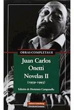 Papel OBRAS COMPLETAS II (ONETTI)
