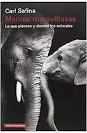 Papel MENTES MARAVILLOSAS LO QUE PIENSAN Y SIENTEN LOS ANIMALES