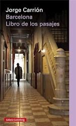 Libro Barcelona : Libro De Los Pasajes