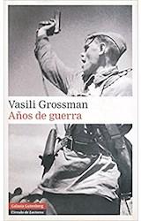 Papel AÑOS DE GUERRA (COLECCION CIRCULO DE LECTORES) (CARTONE)
