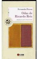 Papel ODAS DE RICARDO REIS (CARTONE)