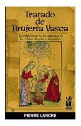 Papel TRATADO DE BRUJERIA VASCA