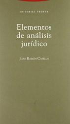 Libro Elementos De Analisis Juridicos