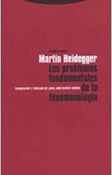 Papel LOS PROBLEMAS FUNDAMENTALES DE LA FENOMENOLOGIA,