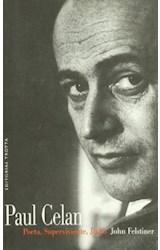 Papel PAUL CELAN POETA, SUPERVIVIENTE, JUDIO