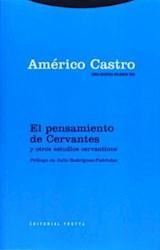 Papel EL PENSAMIENTO DE CERVANTES Y OTROS ESTUDIOS CERVANTINOS,