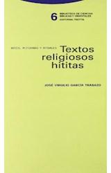 Papel TEXTOS RELIGIOSOS HITITTAS