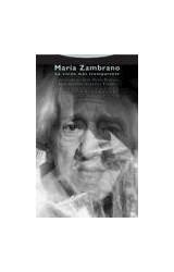 Papel MARIA ZAMBRANO LA VISION MAS TRANSPARENTE