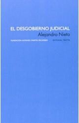 Papel EL DESGOBIERNO JUDICIAL (T) (3A.EDIC.2005)