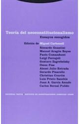 Papel TEORIA DEL NEOCONSTITUCIONALISMO