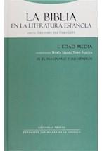 Papel LA BIBLIA EN LA LITERATURA ESPAÑOLA 1