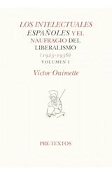 Papel INTELECTUALES ESPAÑOLES Y EL NAUFRAGIO DEL LIBERALISMO (1923