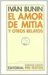 Papel EL AMOR DE MITIA Y OTROS RELATOS