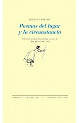 Papel POEMAS DEL LUGAR Y LA CIRCUNSTANCIA