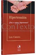 Papel HIPERTENSION SOY O ESTOY HIPERTENSO