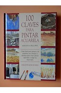 Papel 100 CLAVES PARA PINTAR ACUARELA (CARTONE)