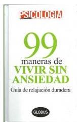 Papel 99 MANERAS DE VIVIR SIN ANSIEDAD