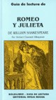 Libro Guia De Lectura De Romeo Y Julieta De William Shakespeare