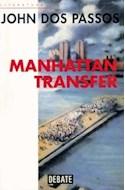 Papel MANHATTAN TRANSFER (COLECCION LITERATURA)