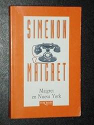 Papel Maigret En Nueva York