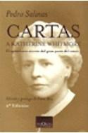 Papel CARTAS A KATHERINE WHITMORE (COLECCION MARGINALES)