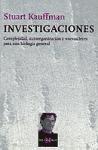 Papel Investigaciones, Complejidad, Autoorganizac