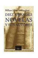 Papel DIEZ GRANDES NOVELAS Y SUS AUTORES (COLECCION MARGINALE S)