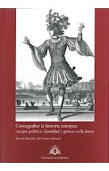 Papel Coreografiar la historia europea