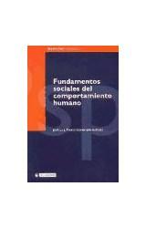 Papel FUNDAMENTOS SOCIALES DEL COMPORTAMIENTO HUMANO