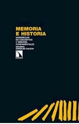 Papel MEMORIA E HISTORIA