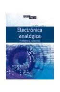Papel ELECTRONICA ANALOGICA PROBLEMAS Y CUESTIONES