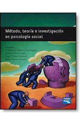 E-book Método, teoría e investigación en psicología social