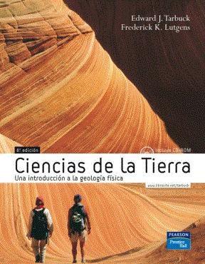 E-book Ciencias De La Tierra 8/E (Venta Latinoamericana)