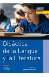 E-book Didáctica de lengua y literatura para primaria