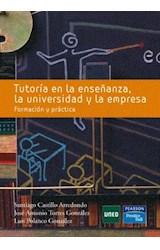 E-book Tutoría en la enseñanza. La universidad y la empresa