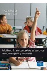 E-book Motivación en contextos educativos