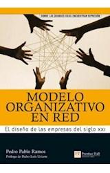 E-book Modelo organizativo en red
