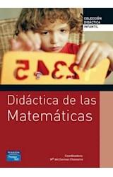 E-book Didáctica de las matemáticas para educación infantil (e-book)