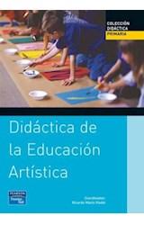 E-book Didáctica de la educación artística para primaria